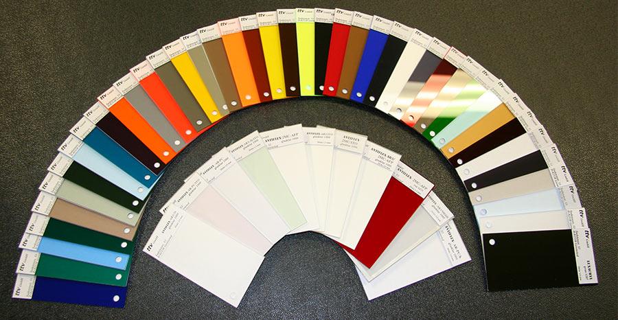 Acrylglas und Polycarbonat