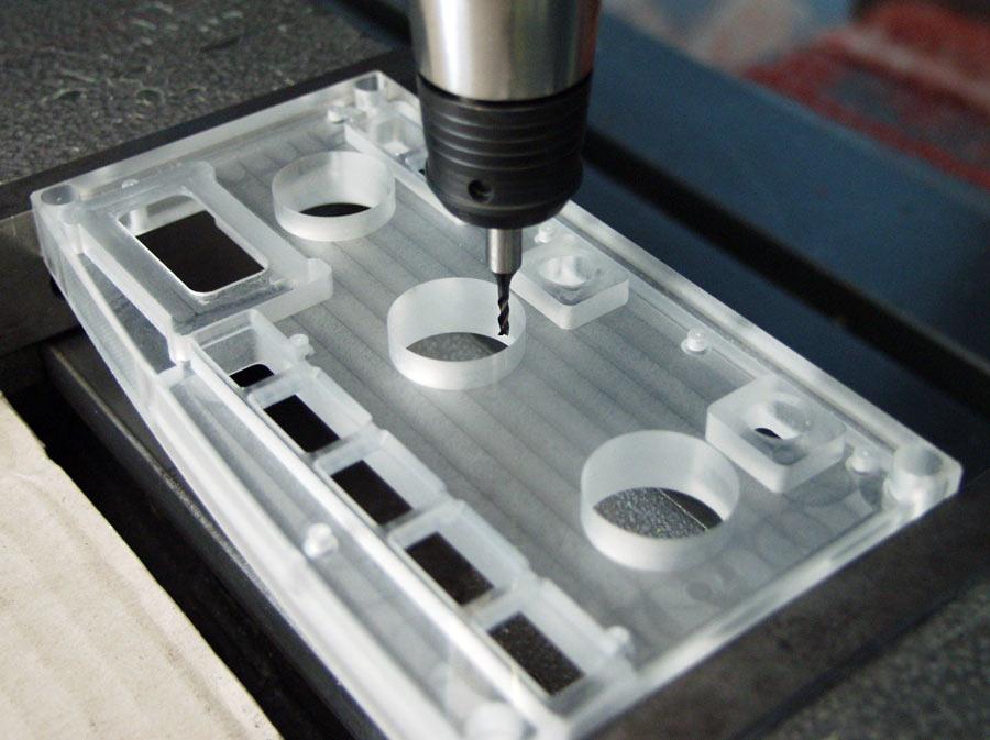 CNC-Fräsbearbeitung