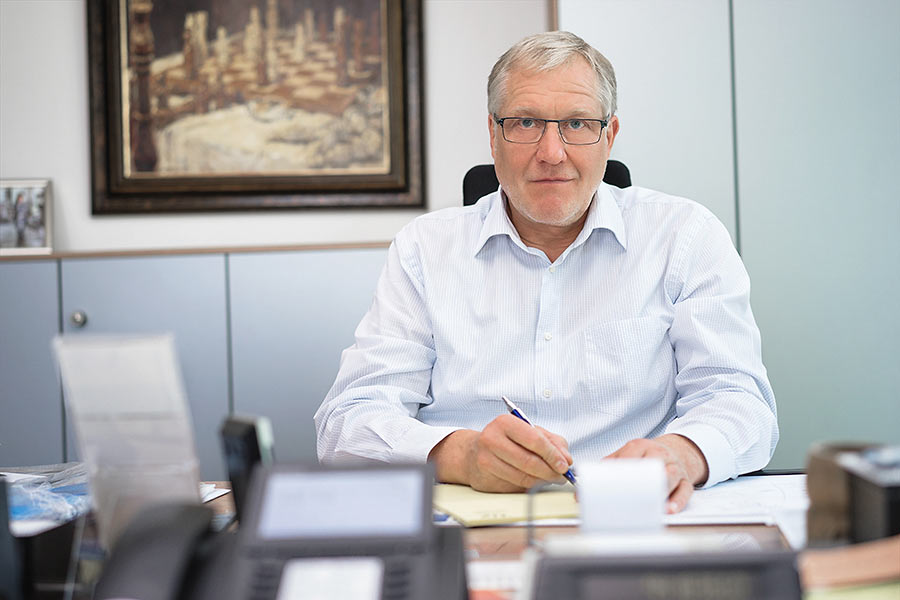 Horst Stefke