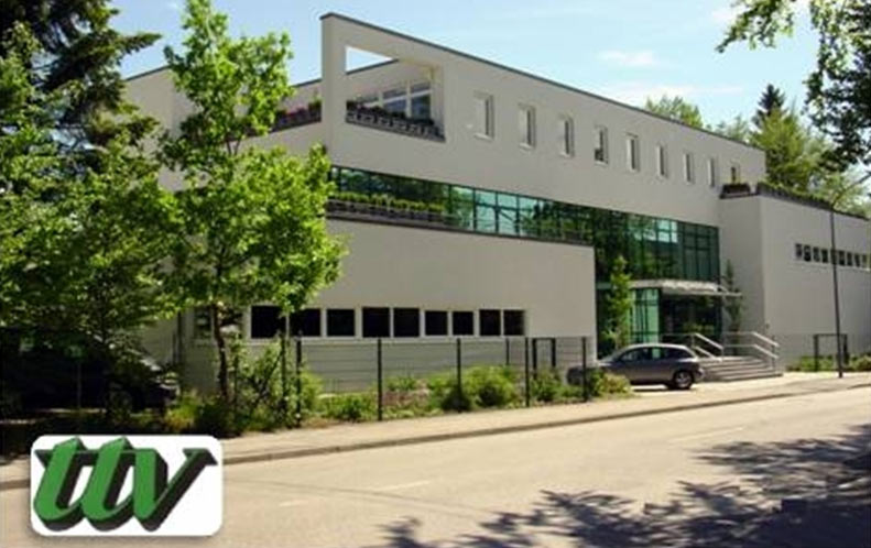 TTV-Firmengebäude